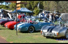 Whiteman park car show 2012
