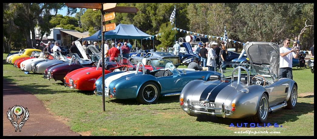 Whiteman Park Car Show Autolife Perth Perths Automotive - Major car shows