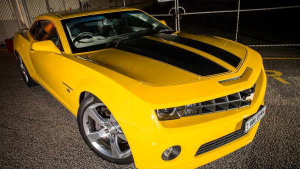 Sting like a BEE &#8211; 2010 Chevrolet Camaro