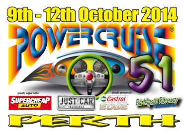 powercruise WA online entries now open