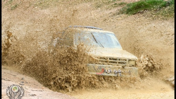 Kukerin Creekbed and burnout comp 2014