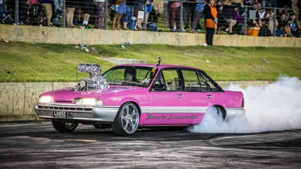 Epic tyres burnout king – 3rd April 2015