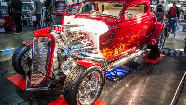 Hot rod and street machine spectacular 2015