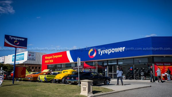Wangara Tyrepower Opening Day Car Show 18th June 2016