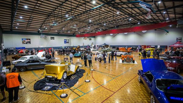 The Equinox South West Indoor Motor Show 2016