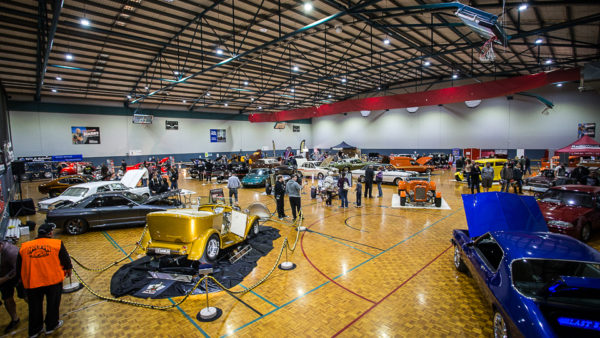 The Equinox South West Indoor Motor Show 2016