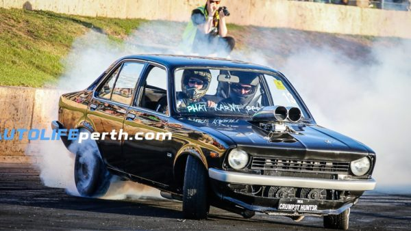 Burnout Blitz – Perth Motorplex – 17-12-16