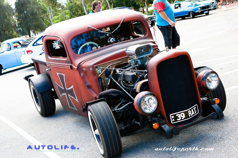 Big Als Poker Run 2012