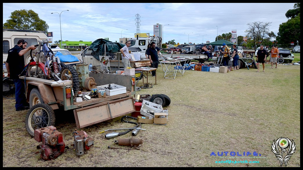 Vintage Motorcycle Club Show and swapmeet