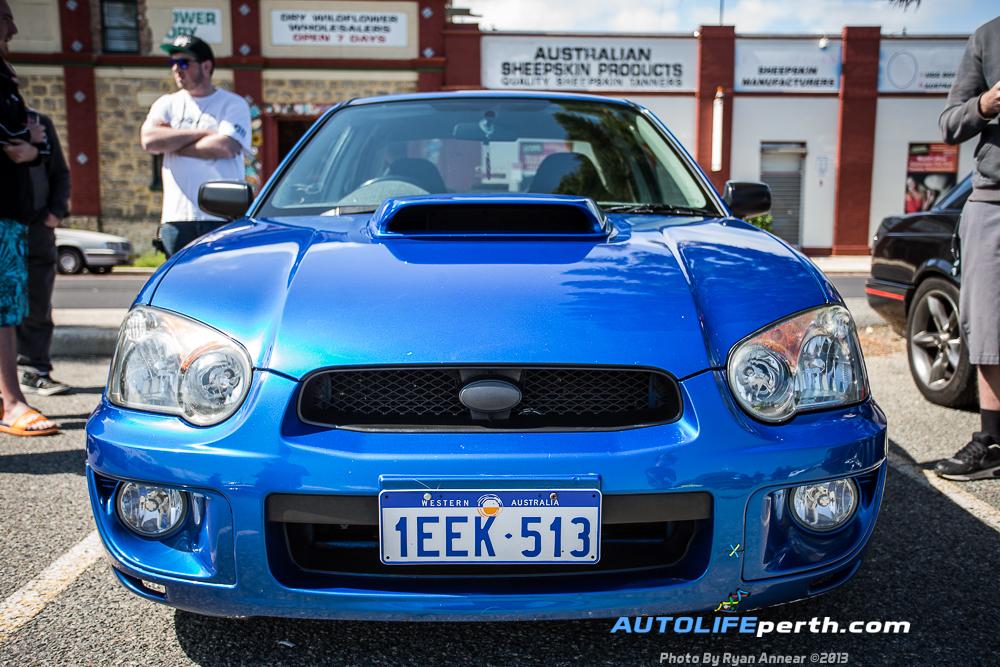 Quicklook – Zaks 2004 Subaru WRX Impreza