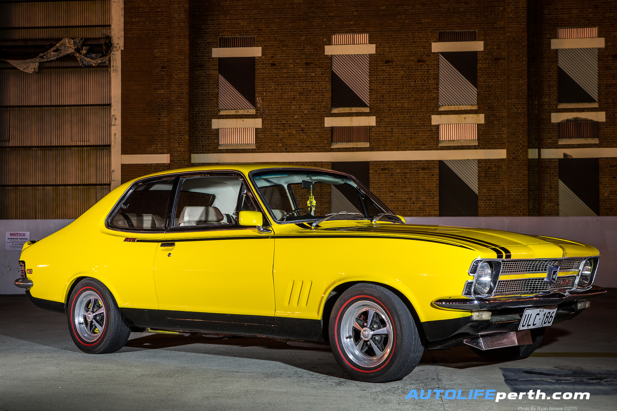 Featured  – Thomas's 1971 LC Torana GTR